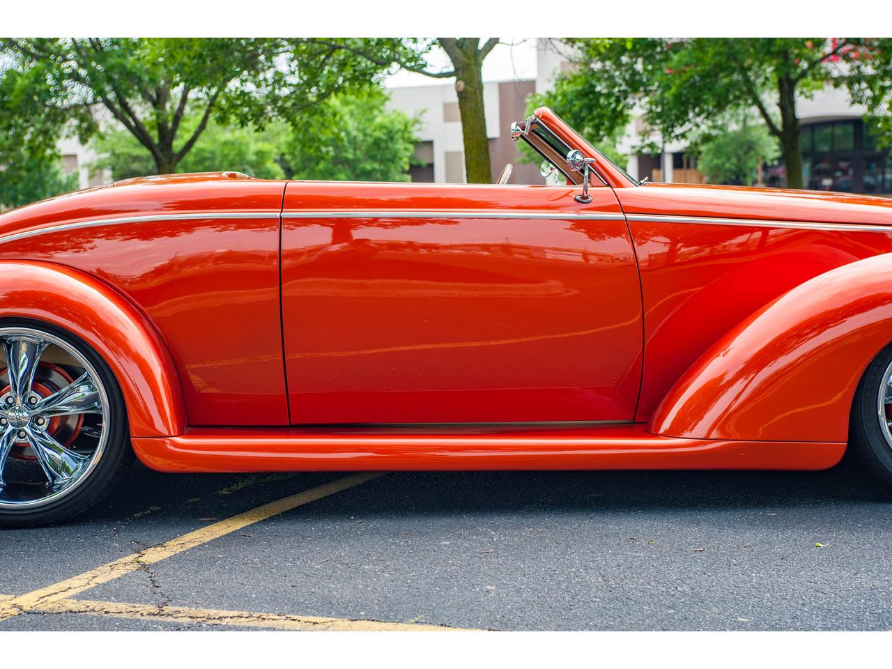 Large Picture of 1936 Ford Roadster located in O'Fallon Illinois - $117,000.00 Offered by Gateway Classic Cars - St. Louis - QB9T