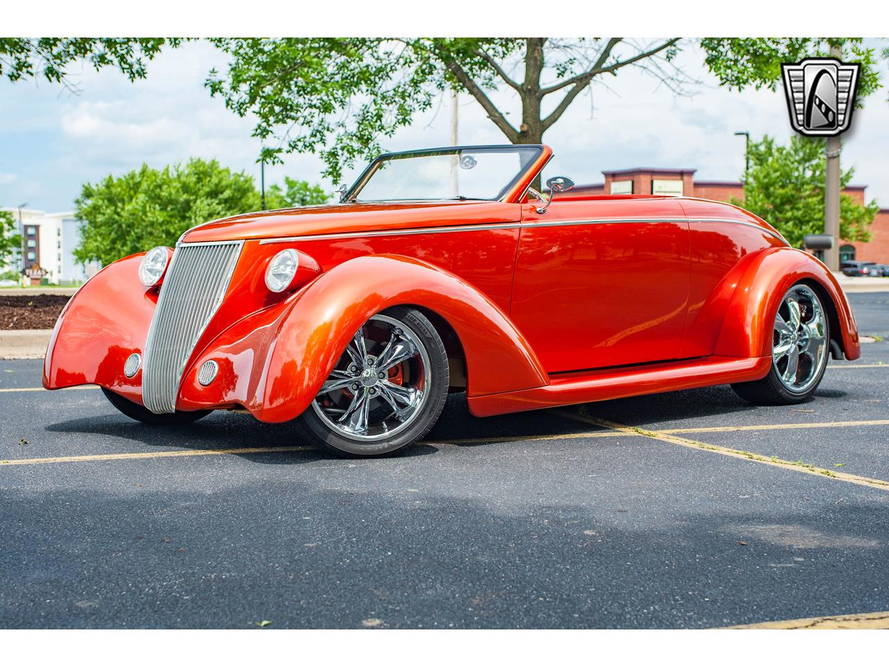 Large Picture of Classic 1936 Ford Roadster located in O'Fallon Illinois - $117,000.00 - QB9T