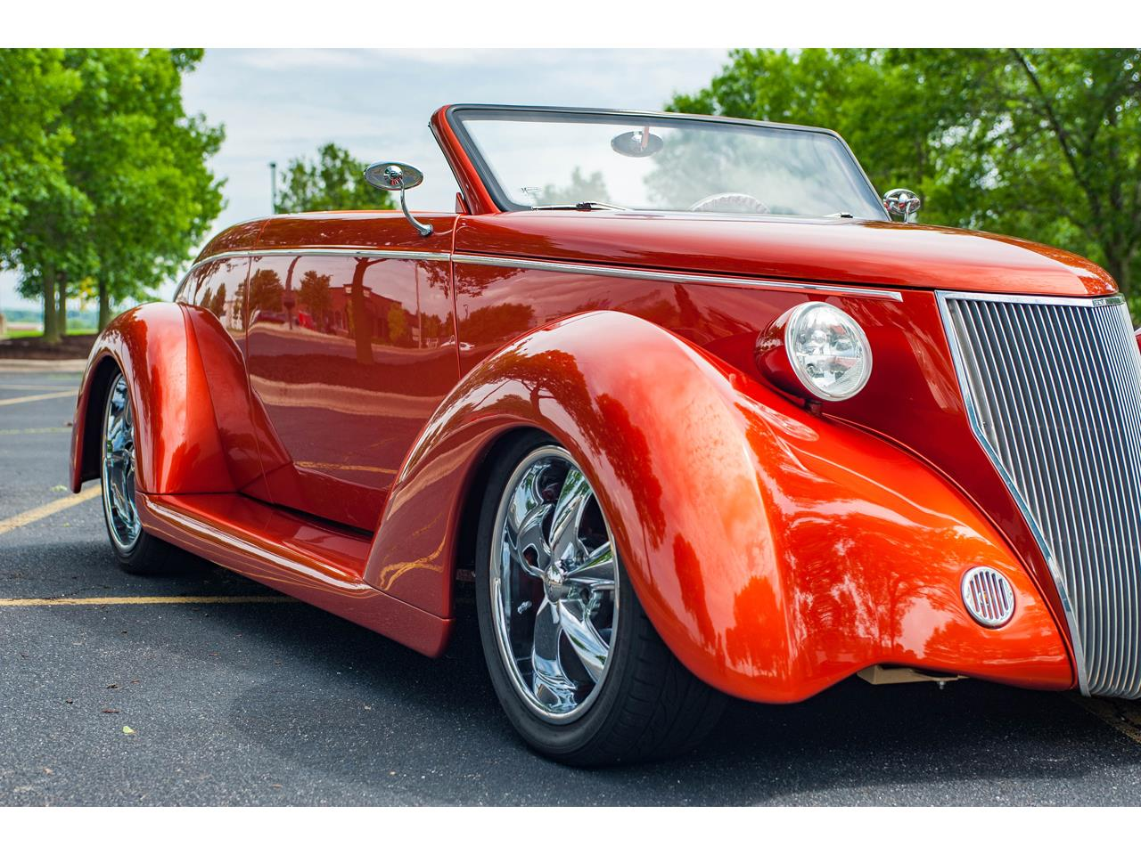 Large Picture of 1936 Ford Roadster located in Illinois Offered by Gateway Classic Cars - St. Louis - QB9T