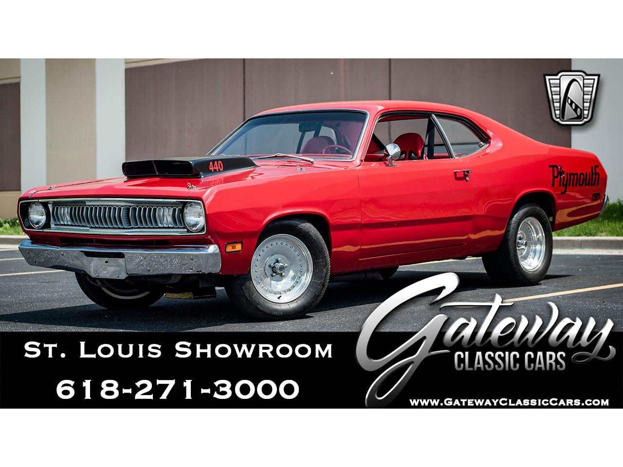 Large Picture of 1971 Plymouth Duster - $30,000.00 Offered by Gateway Classic Cars - St. Louis - QB9U