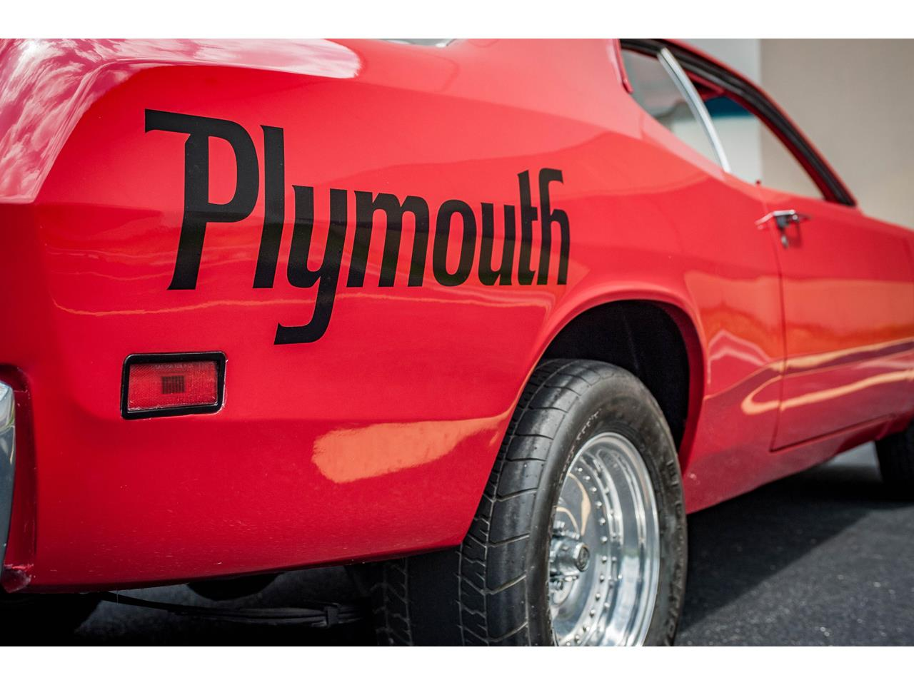Large Picture of '71 Plymouth Duster - $30,000.00 Offered by Gateway Classic Cars - St. Louis - QB9U