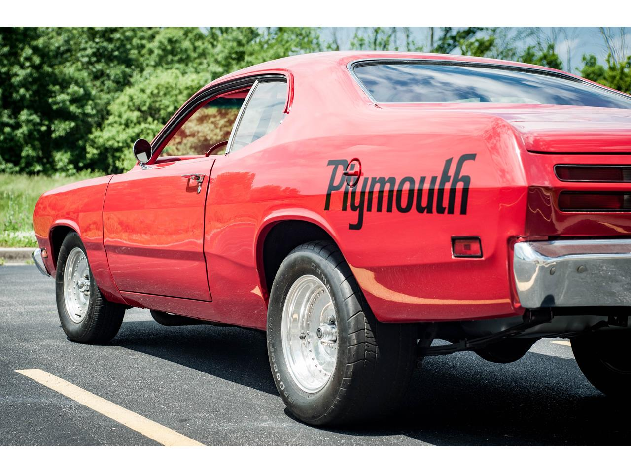 Large Picture of '71 Plymouth Duster located in O'Fallon Illinois - $30,000.00 - QB9U