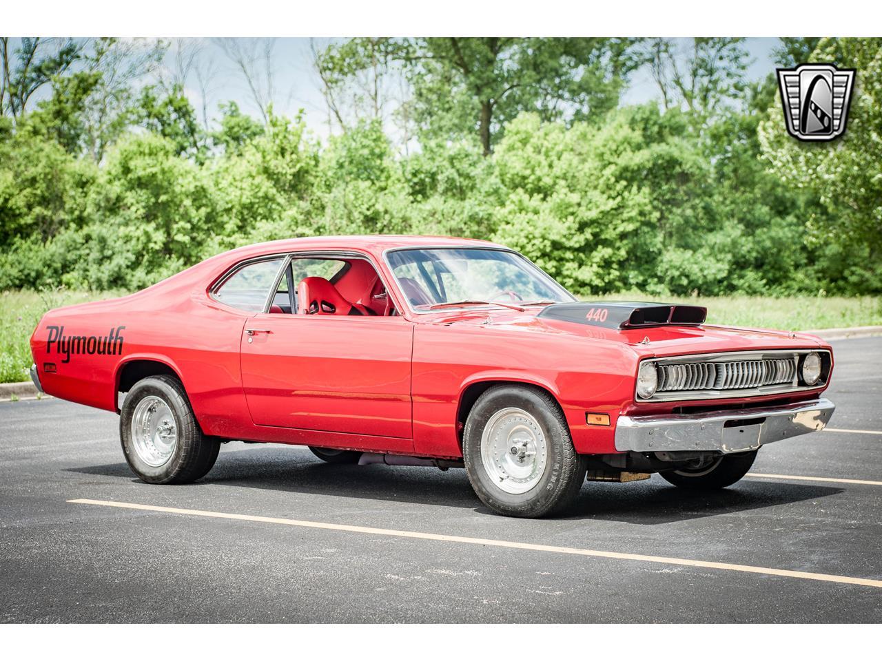 Large Picture of Classic 1971 Duster located in O'Fallon Illinois - QB9U