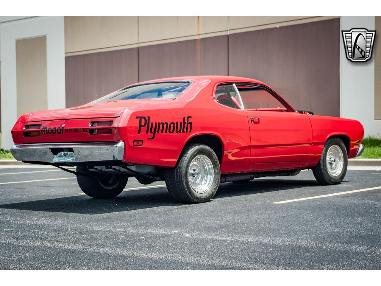 Large Picture of Classic '71 Plymouth Duster - $30,000.00 Offered by Gateway Classic Cars - St. Louis - QB9U