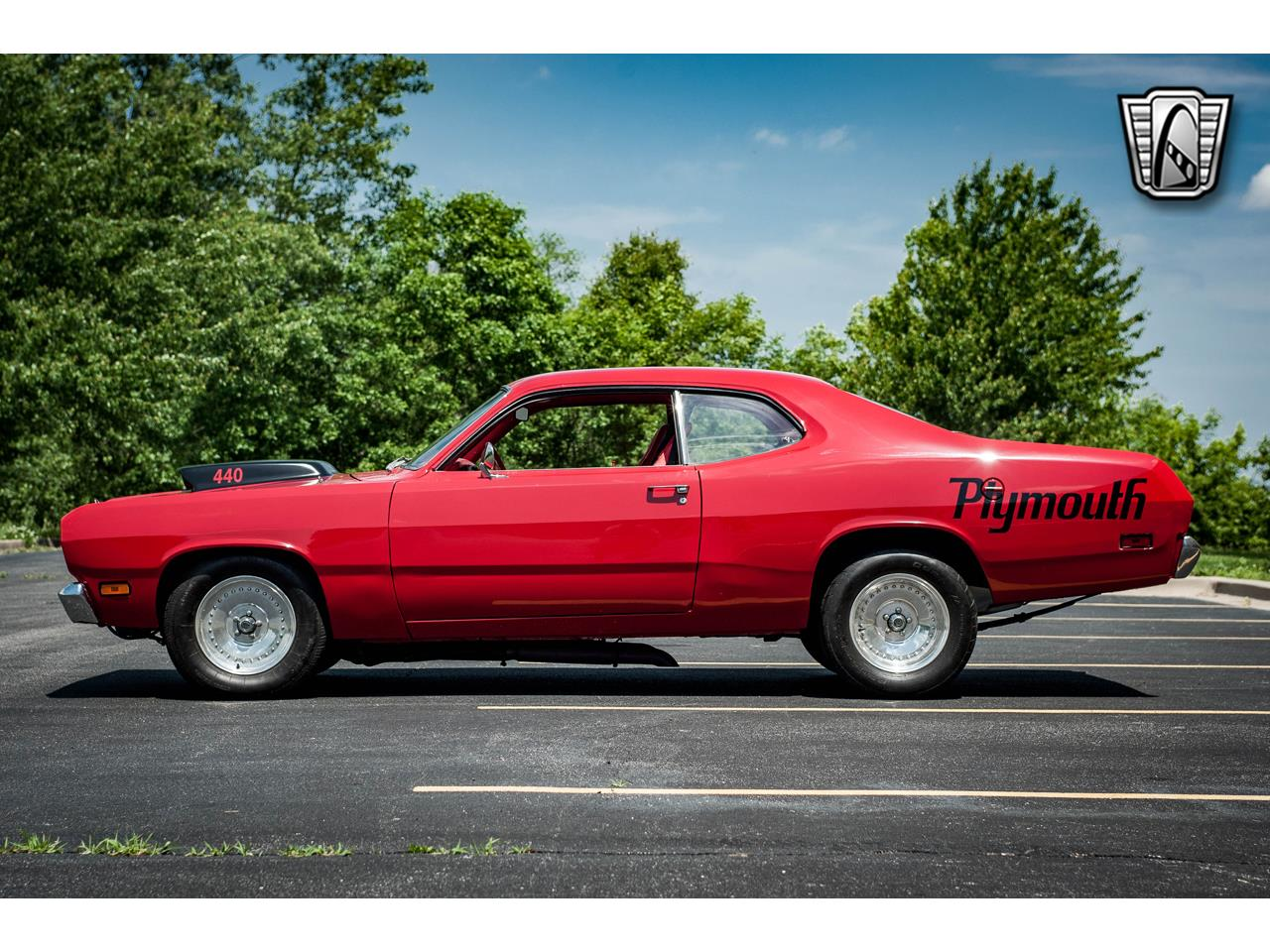 Large Picture of Classic 1971 Plymouth Duster located in Illinois - QB9U
