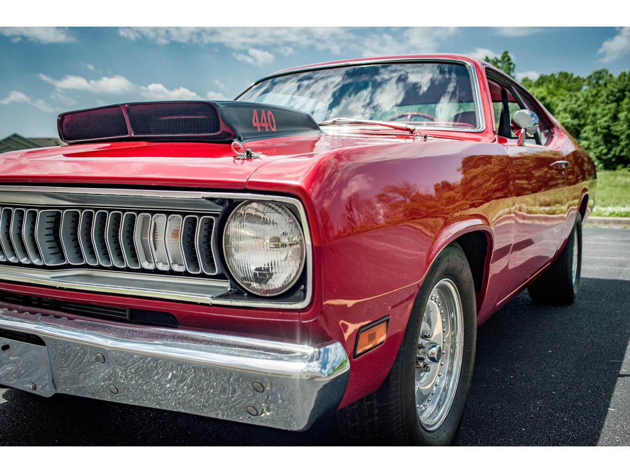 Large Picture of 1971 Plymouth Duster Offered by Gateway Classic Cars - St. Louis - QB9U
