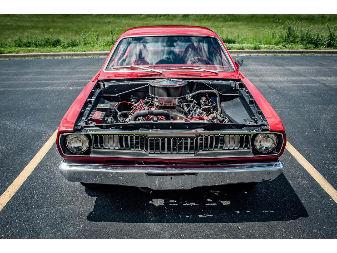 Large Picture of '71 Plymouth Duster located in O'Fallon Illinois - QB9U