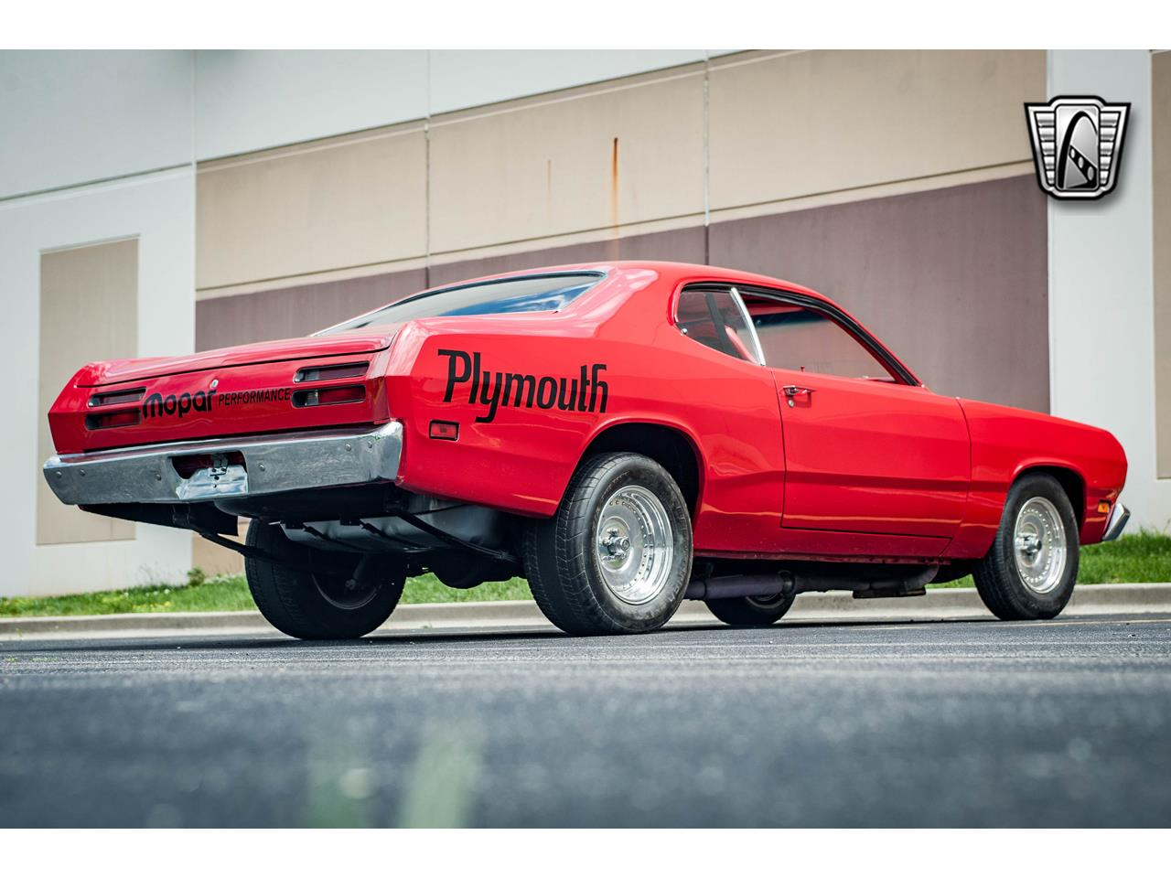 Large Picture of Classic '71 Plymouth Duster located in O'Fallon Illinois - $30,000.00 - QB9U