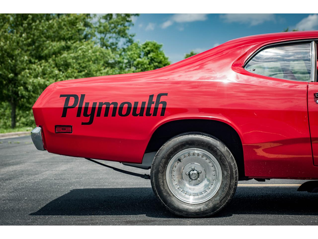 Large Picture of Classic '71 Plymouth Duster - $30,000.00 - QB9U