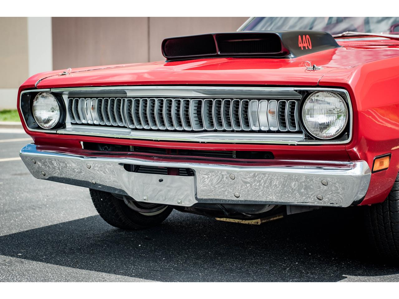 Large Picture of Classic 1971 Duster located in Illinois - $30,000.00 Offered by Gateway Classic Cars - St. Louis - QB9U
