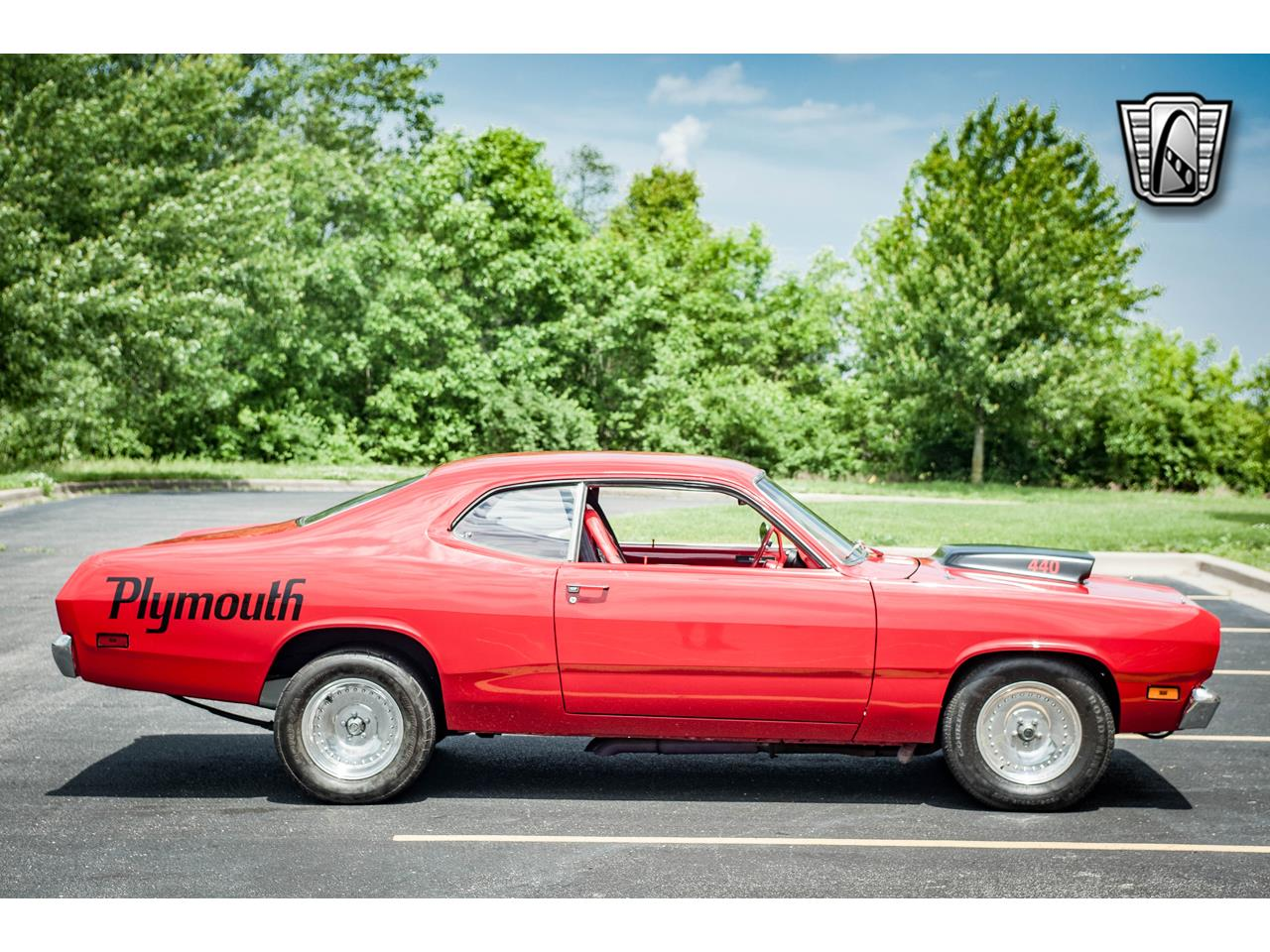 Large Picture of Classic 1971 Duster - QB9U
