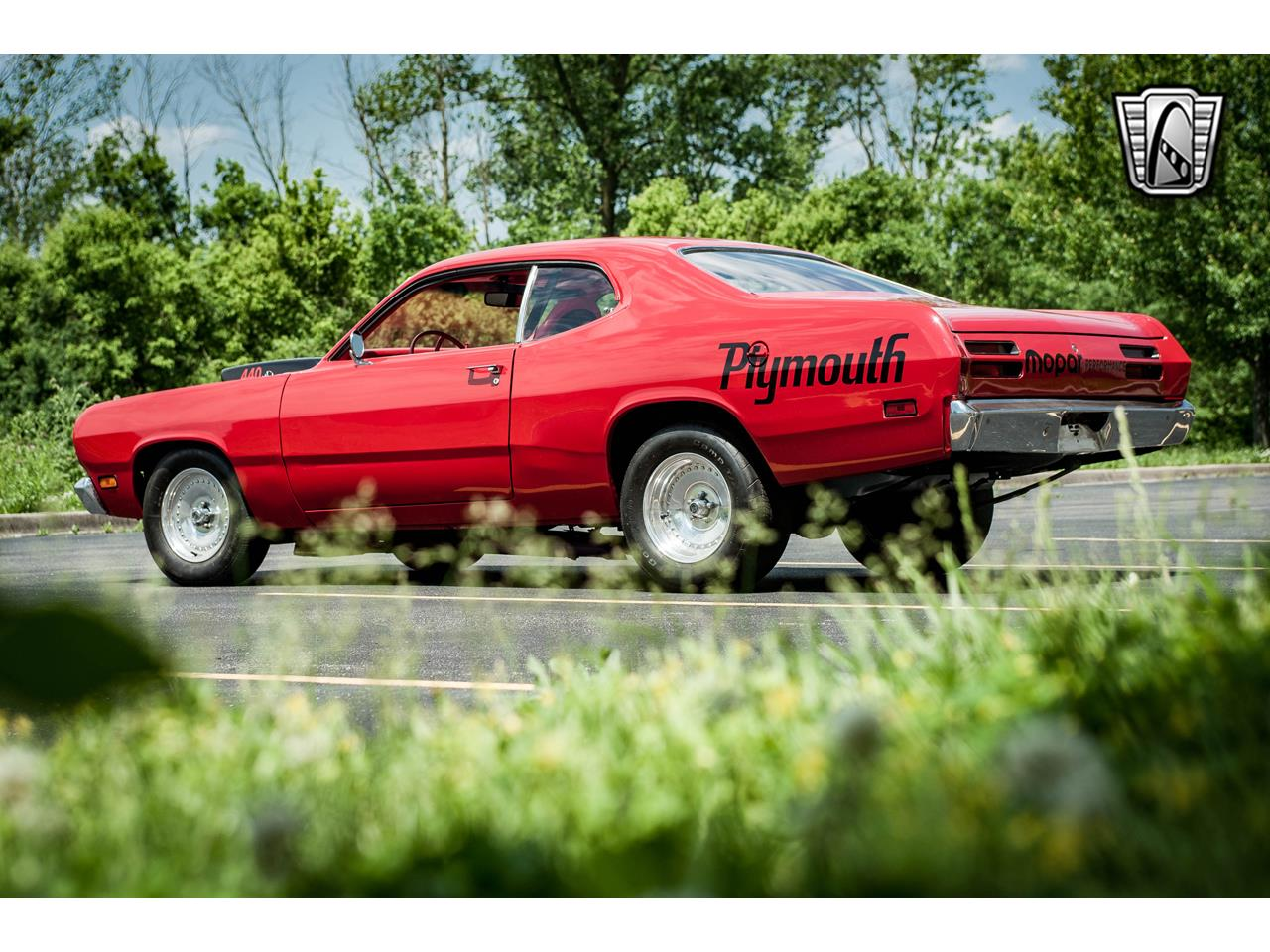 Large Picture of 1971 Plymouth Duster located in Illinois Offered by Gateway Classic Cars - St. Louis - QB9U