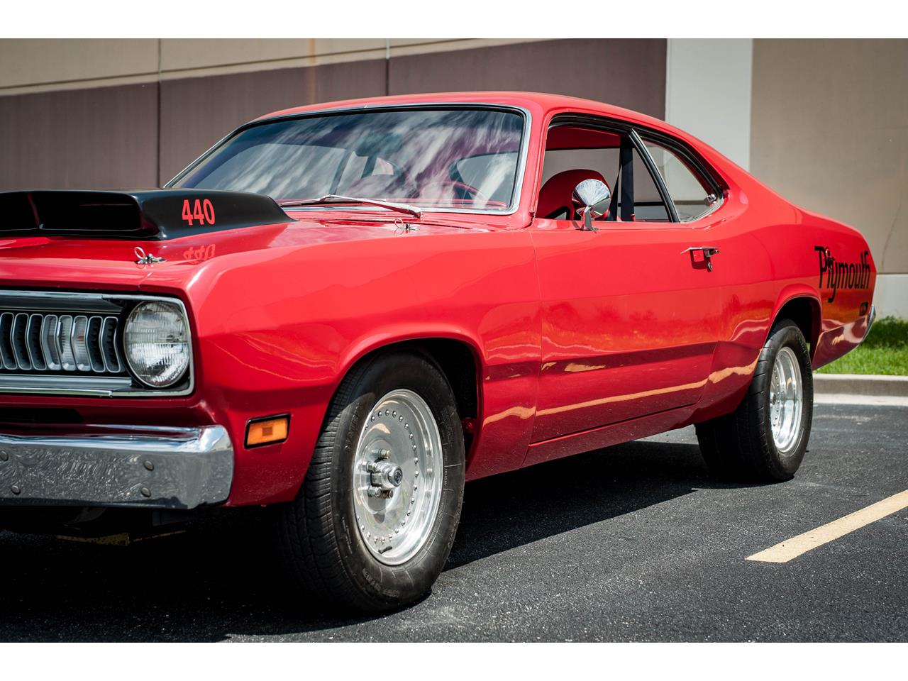Large Picture of Classic '71 Duster located in Illinois - $30,000.00 - QB9U
