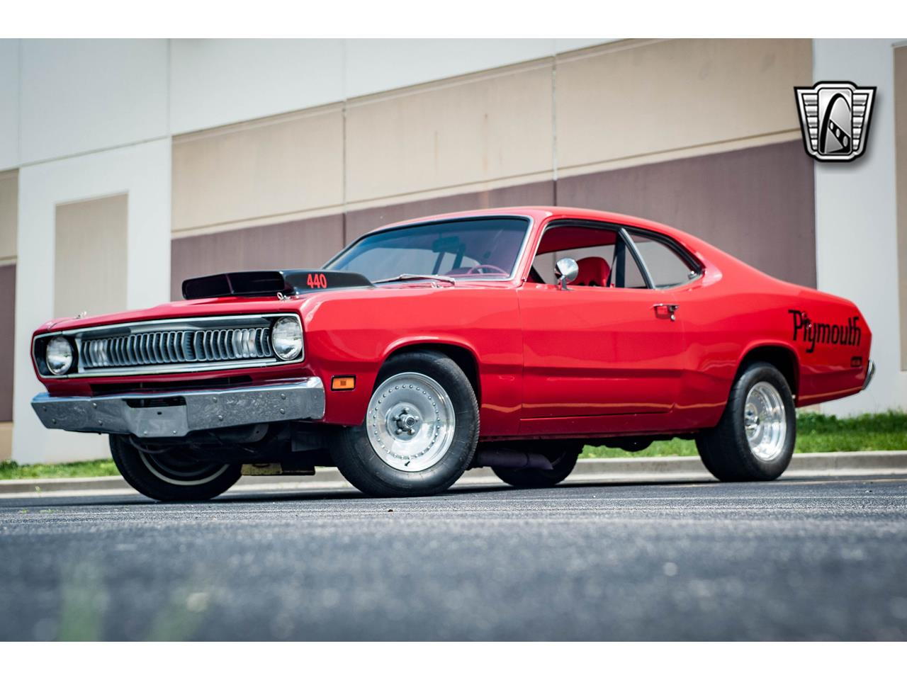 Large Picture of Classic '71 Duster - QB9U