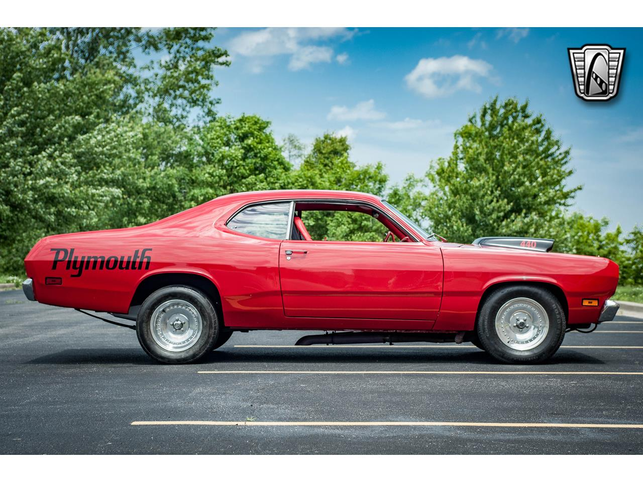 Large Picture of 1971 Plymouth Duster - QB9U