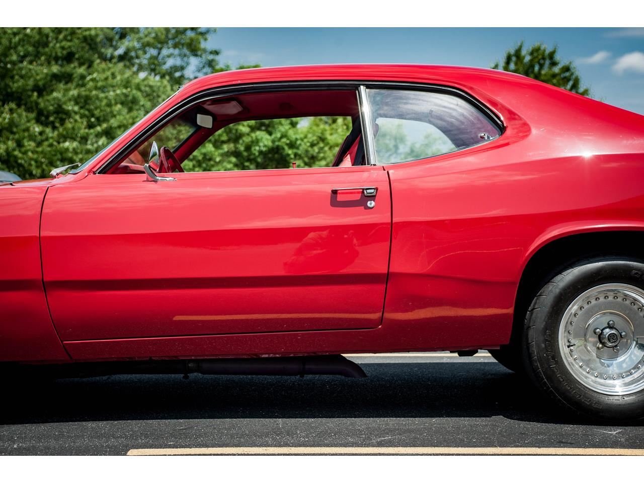 Large Picture of 1971 Duster Offered by Gateway Classic Cars - St. Louis - QB9U