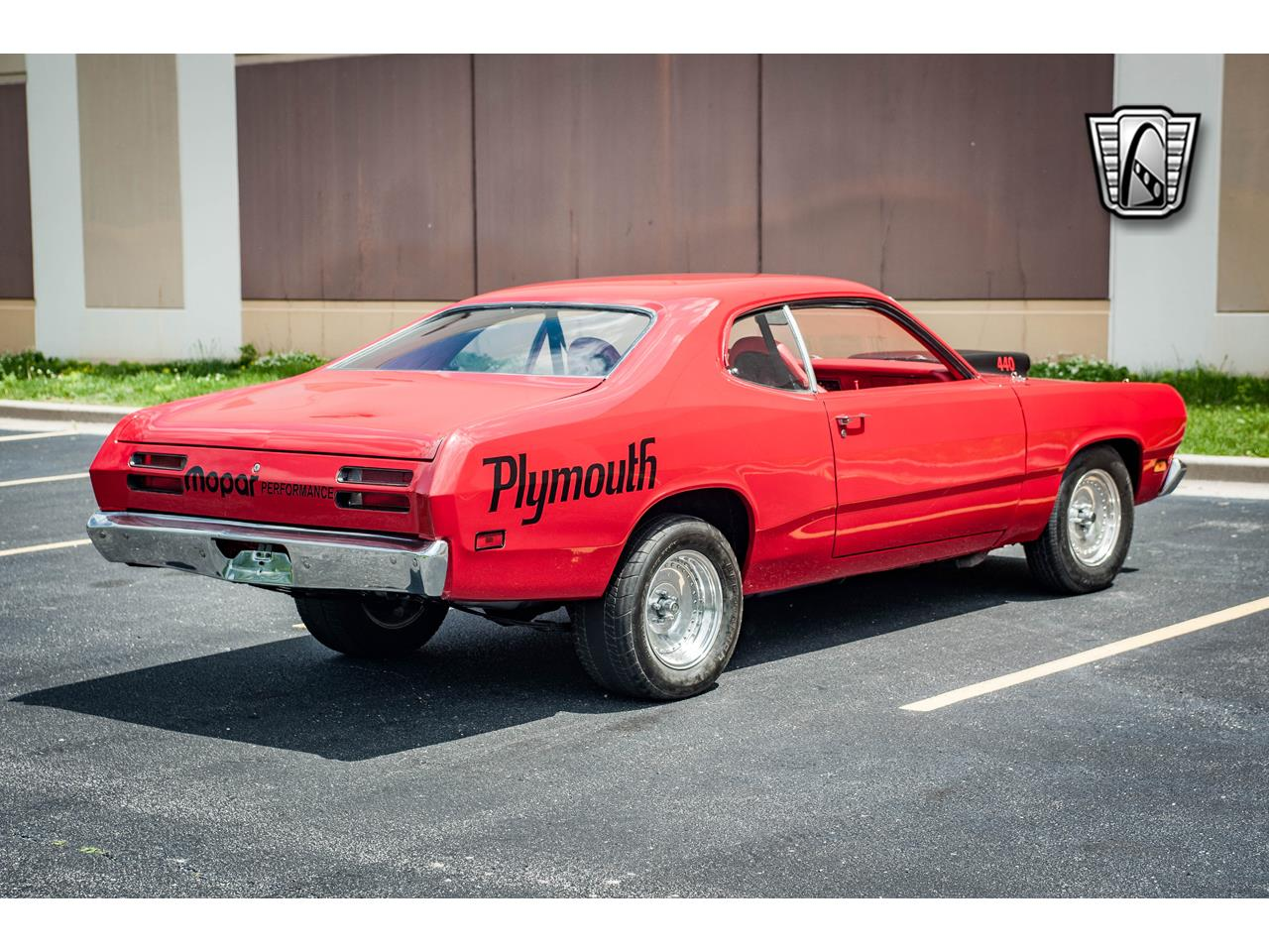 Large Picture of Classic 1971 Duster located in O'Fallon Illinois - $30,000.00 Offered by Gateway Classic Cars - St. Louis - QB9U