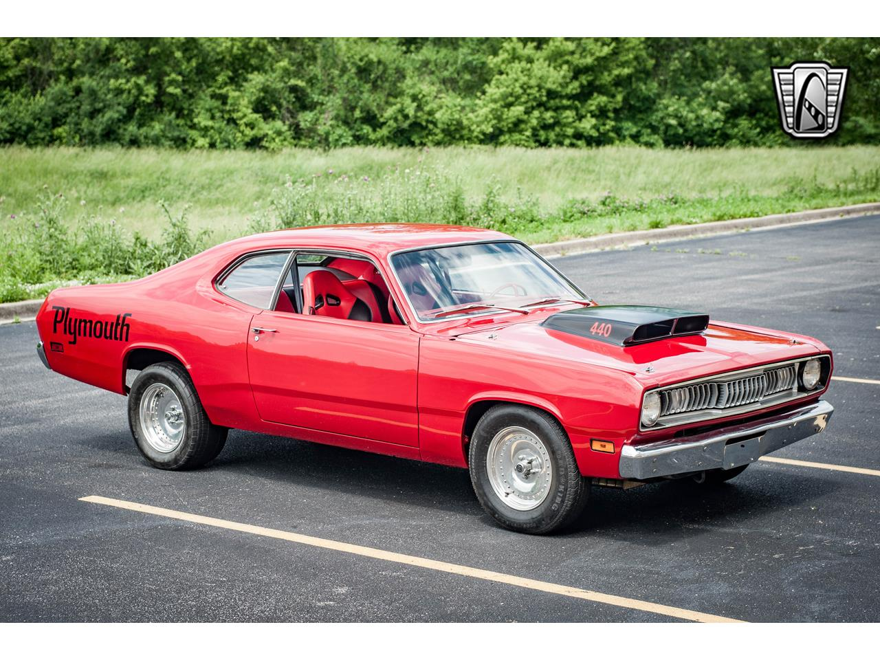 Large Picture of '71 Duster - QB9U
