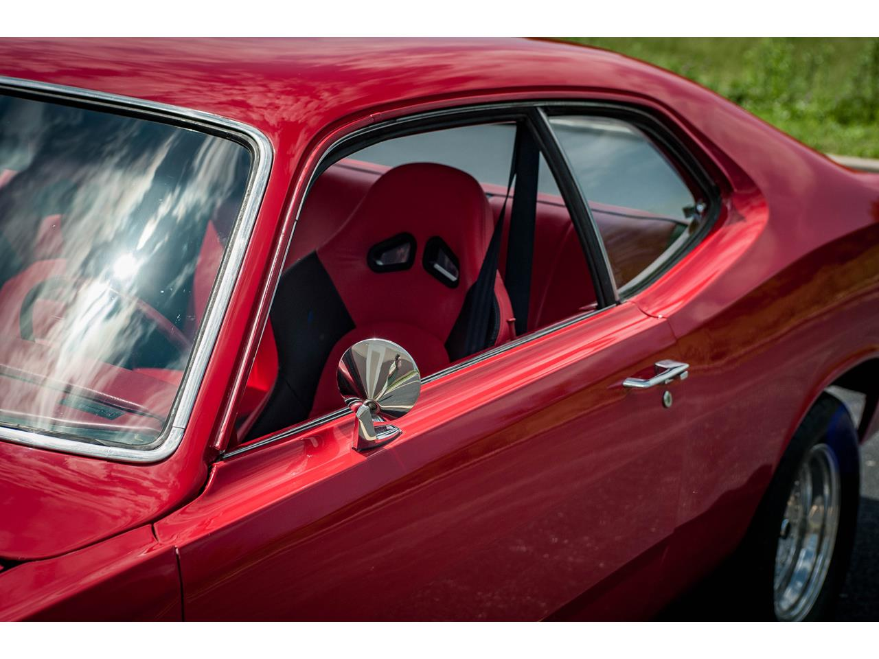 Large Picture of Classic 1971 Plymouth Duster Offered by Gateway Classic Cars - St. Louis - QB9U