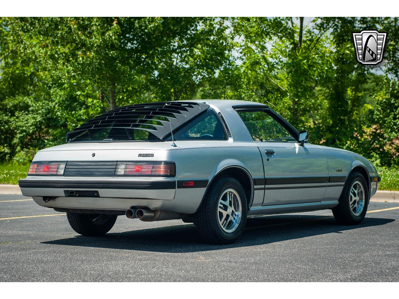 Large Picture of 1982 Mazda RX-7 located in Illinois Offered by Gateway Classic Cars - St. Louis - QB9V