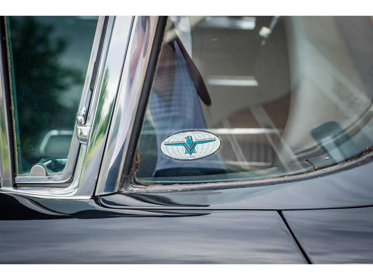 Large Picture of 1960 Thunderbird - QB9W