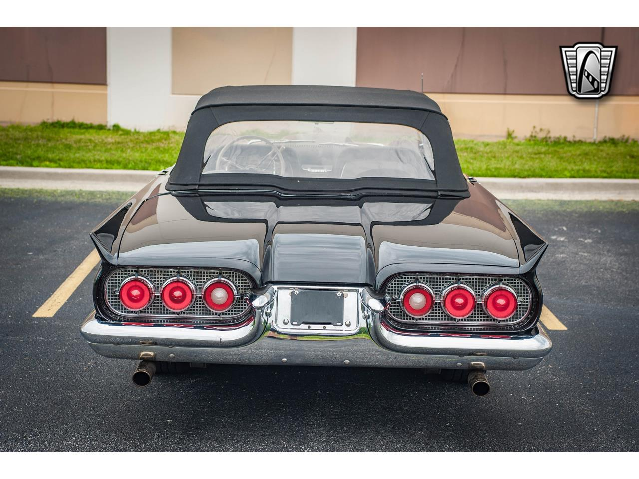 Large Picture of Classic '60 Thunderbird located in Illinois Offered by Gateway Classic Cars - St. Louis - QB9W