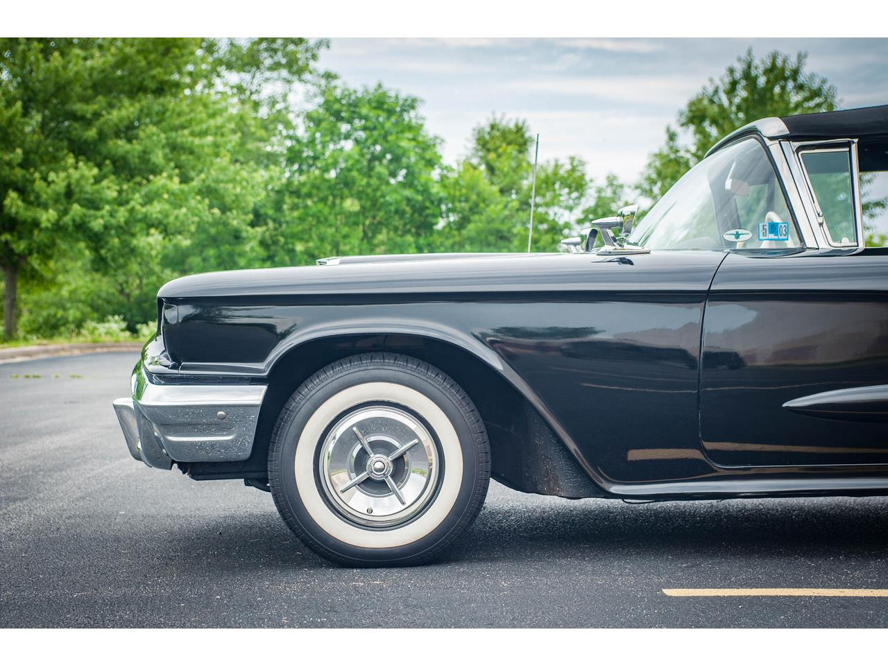 Large Picture of 1960 Thunderbird - $40,500.00 - QB9W