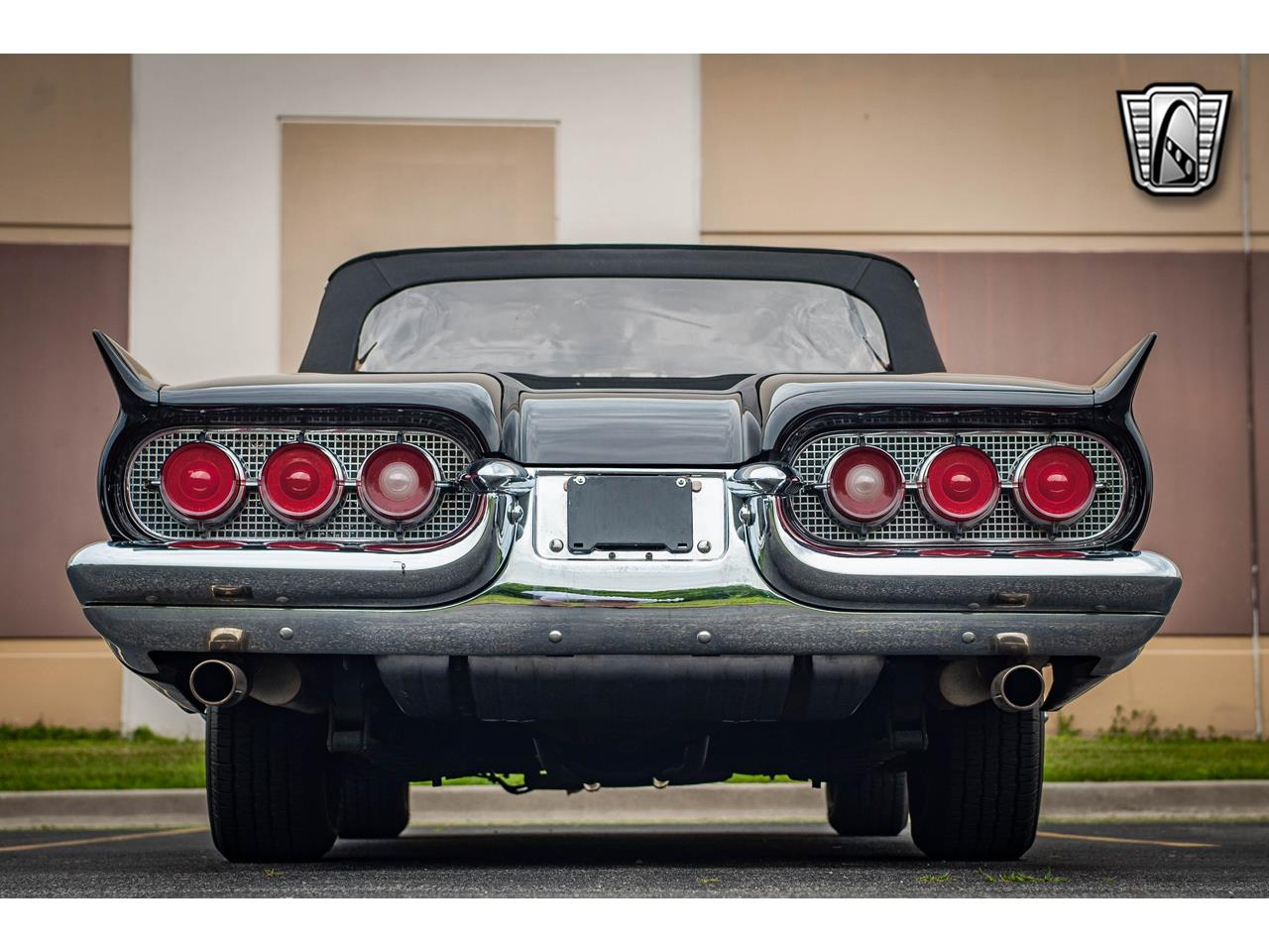 Large Picture of Classic 1960 Ford Thunderbird located in O'Fallon Illinois - $40,500.00 - QB9W