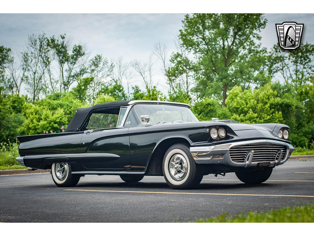 Large Picture of Classic 1960 Thunderbird located in Illinois - $40,500.00 Offered by Gateway Classic Cars - St. Louis - QB9W
