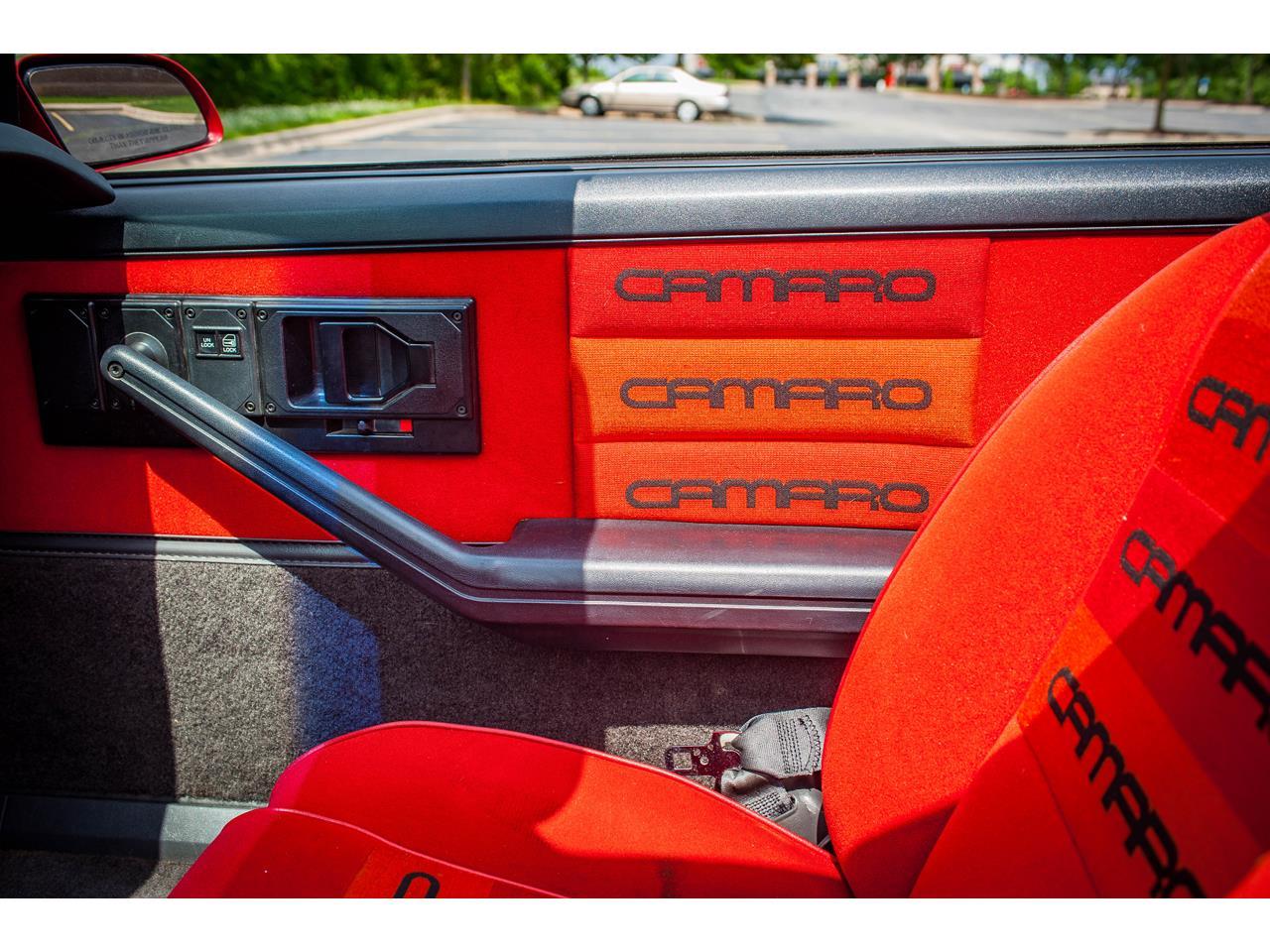 Large Picture of 1984 Camaro - $9,500.00 - QB9Y