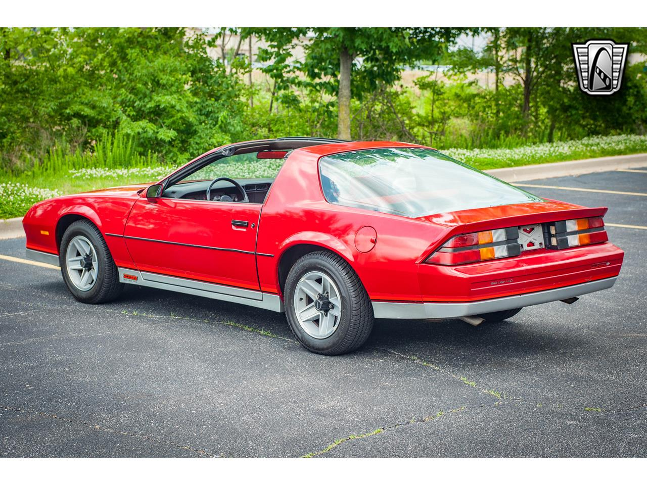 Large Picture of '84 Chevrolet Camaro located in O'Fallon Illinois - $9,500.00 Offered by Gateway Classic Cars - St. Louis - QB9Y