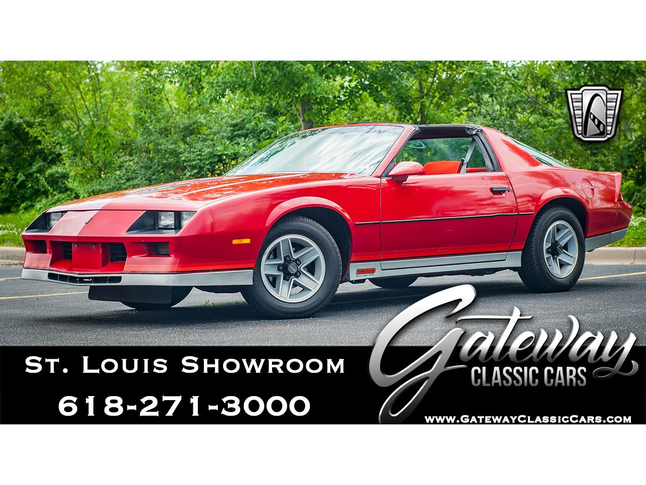 Large Picture of '84 Chevrolet Camaro Offered by Gateway Classic Cars - St. Louis - QB9Y