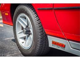 Picture of 1984 Chevrolet Camaro located in Illinois - QB9Y
