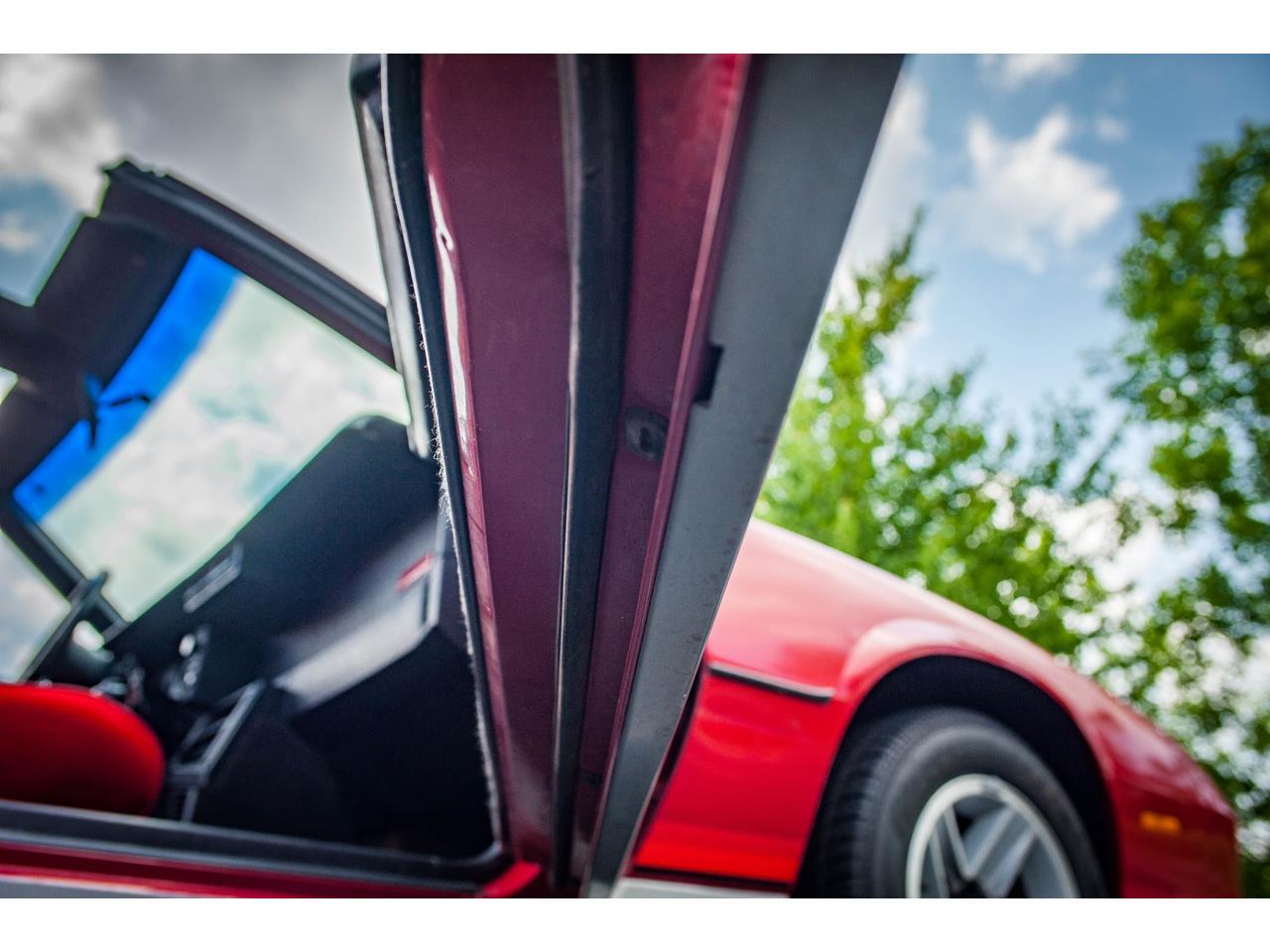Large Picture of 1984 Chevrolet Camaro - QB9Y