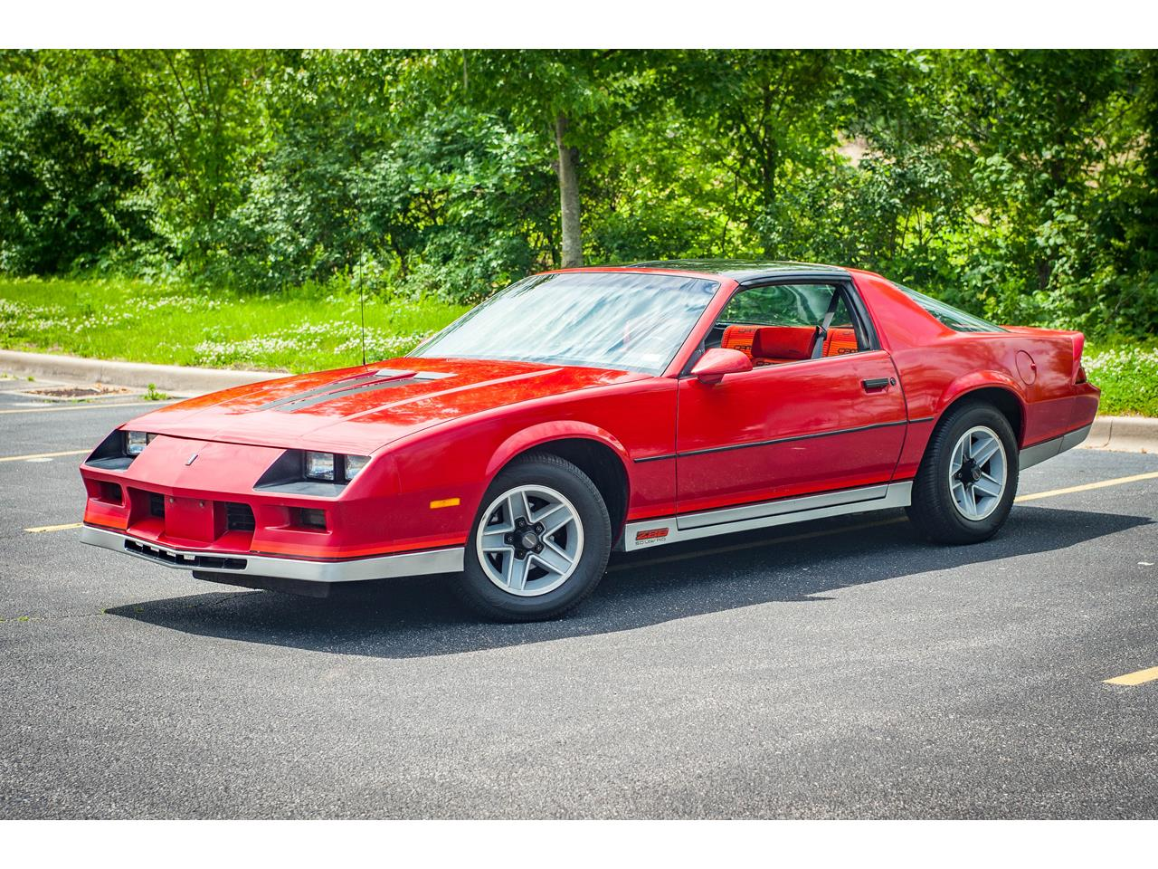 Large Picture of 1984 Chevrolet Camaro Offered by Gateway Classic Cars - St. Louis - QB9Y