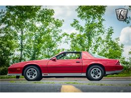 Picture of 1984 Camaro located in O'Fallon Illinois - $9,500.00 - QB9Y