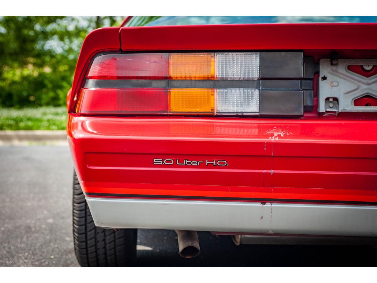 Large Picture of '84 Camaro located in O'Fallon Illinois - $9,500.00 Offered by Gateway Classic Cars - St. Louis - QB9Y