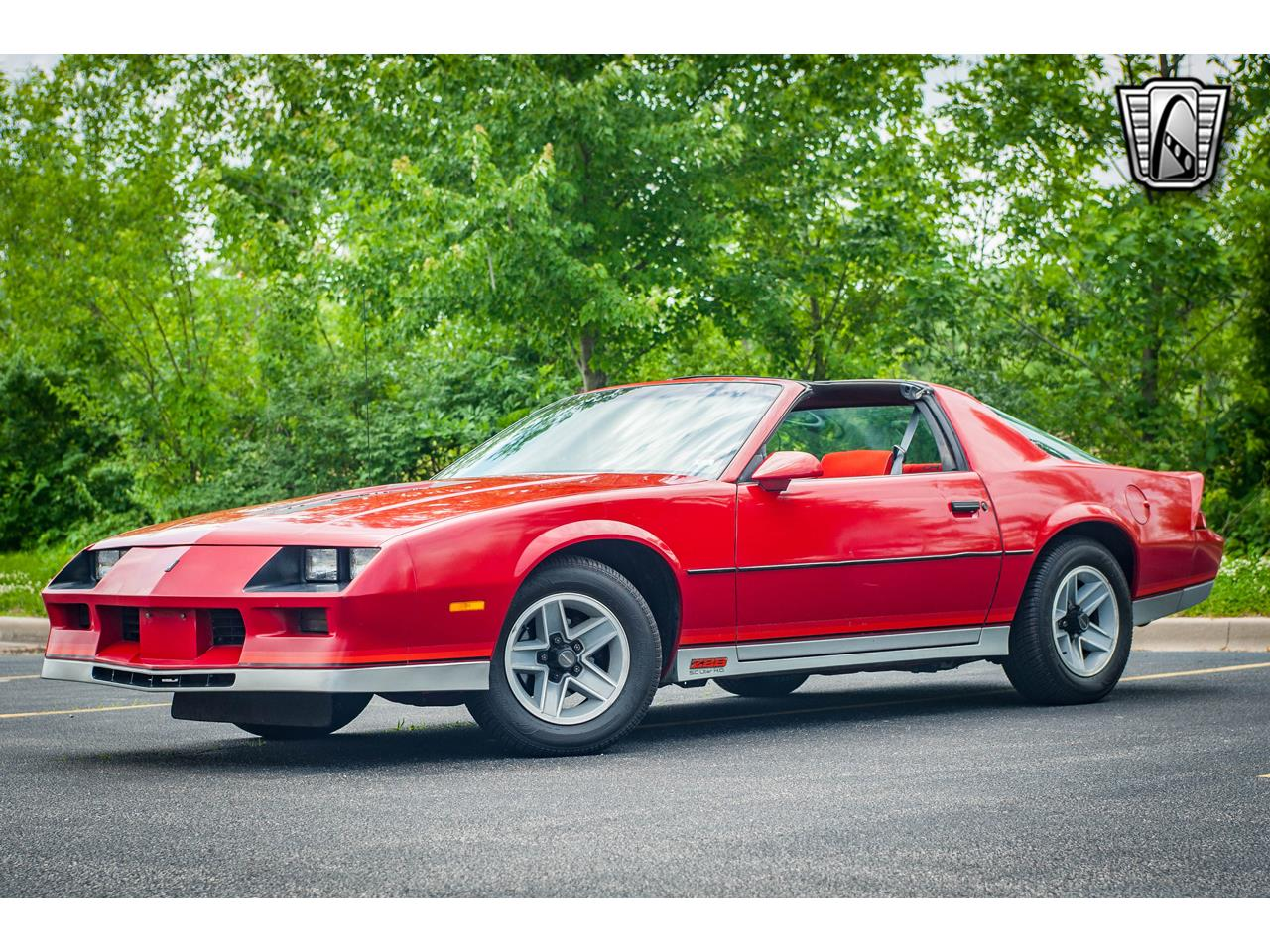 Large Picture of '84 Camaro located in Illinois - $9,500.00 Offered by Gateway Classic Cars - St. Louis - QB9Y
