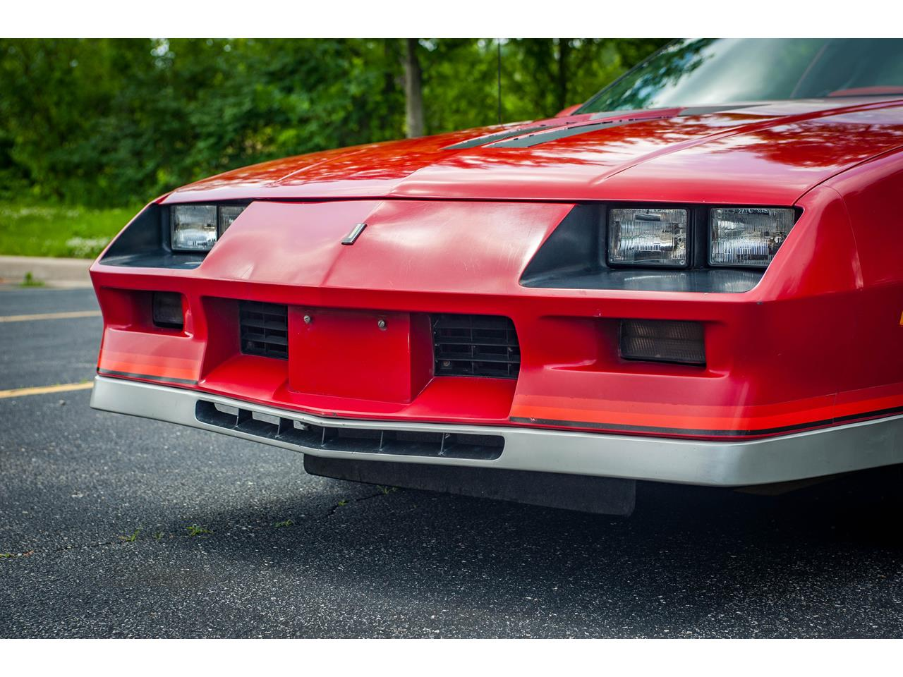 Large Picture of '84 Chevrolet Camaro located in Illinois - $9,500.00 Offered by Gateway Classic Cars - St. Louis - QB9Y