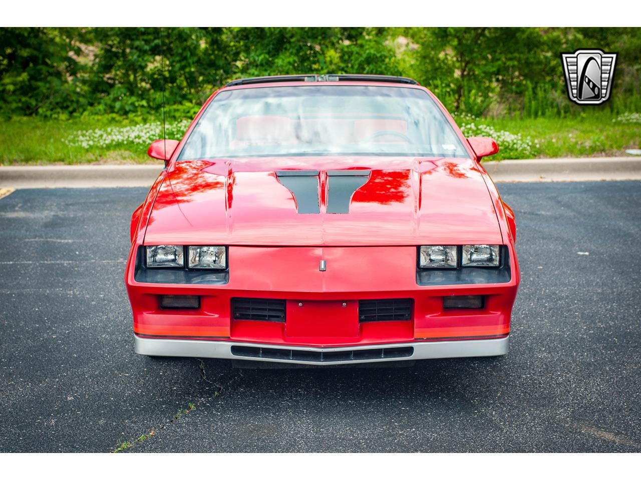 Large Picture of 1984 Chevrolet Camaro located in Illinois - $9,500.00 - QB9Y