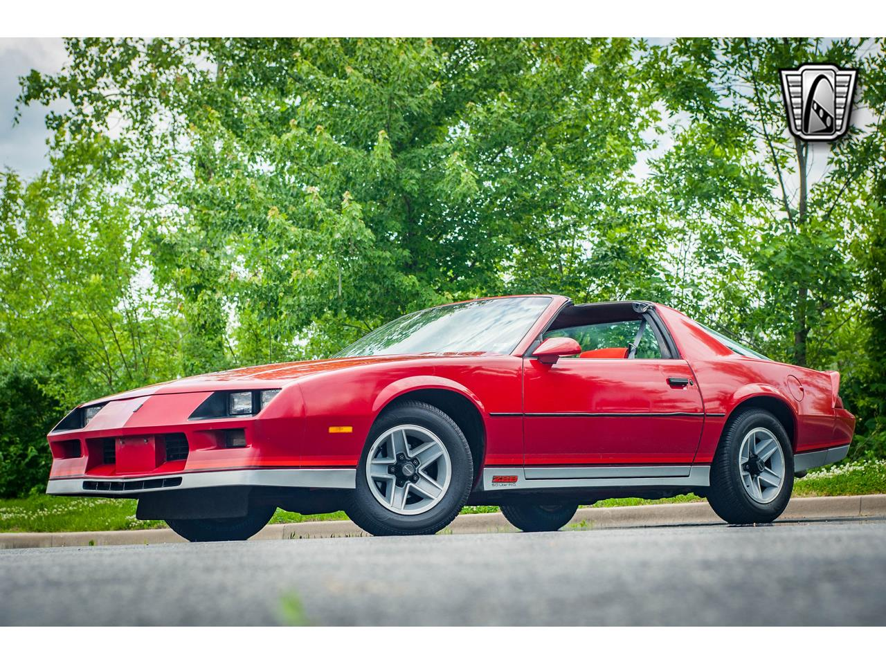 Large Picture of '84 Chevrolet Camaro located in Illinois - QB9Y