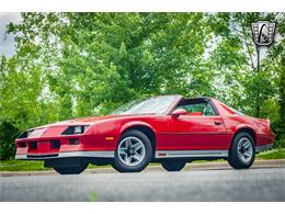 Picture of 1984 Camaro located in Illinois - $9,500.00 Offered by Gateway Classic Cars - St. Louis - QB9Y