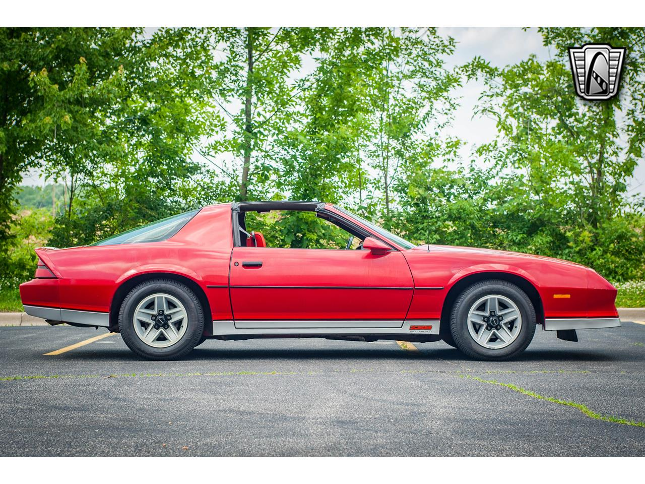 Large Picture of 1984 Chevrolet Camaro - $9,500.00 Offered by Gateway Classic Cars - St. Louis - QB9Y
