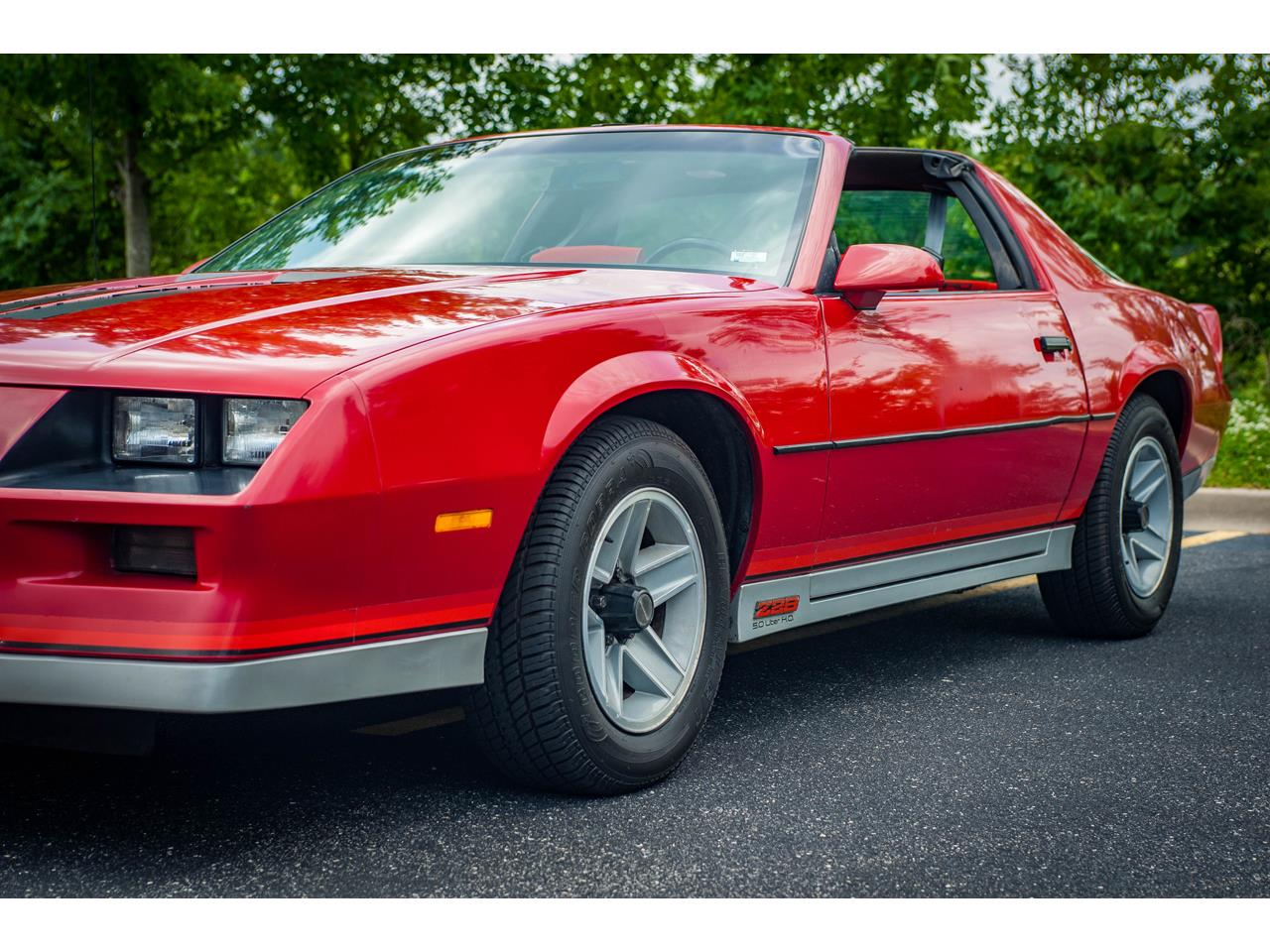 Large Picture of 1984 Camaro located in Illinois - $9,500.00 Offered by Gateway Classic Cars - St. Louis - QB9Y