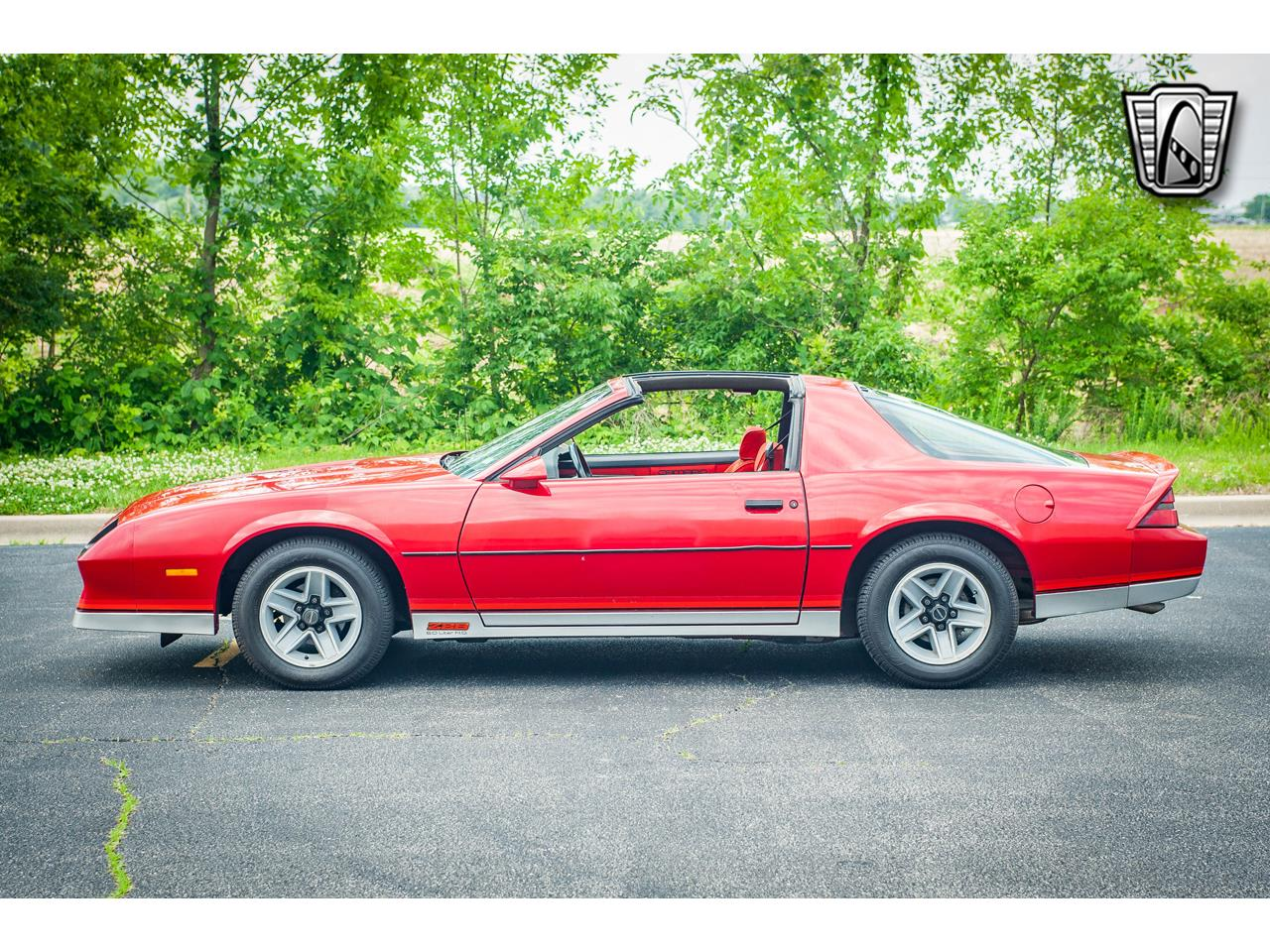 Large Picture of '84 Chevrolet Camaro - $9,500.00 Offered by Gateway Classic Cars - St. Louis - QB9Y