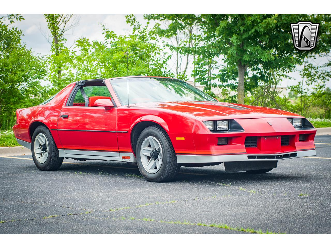 Large Picture of 1984 Chevrolet Camaro located in O'Fallon Illinois Offered by Gateway Classic Cars - St. Louis - QB9Y