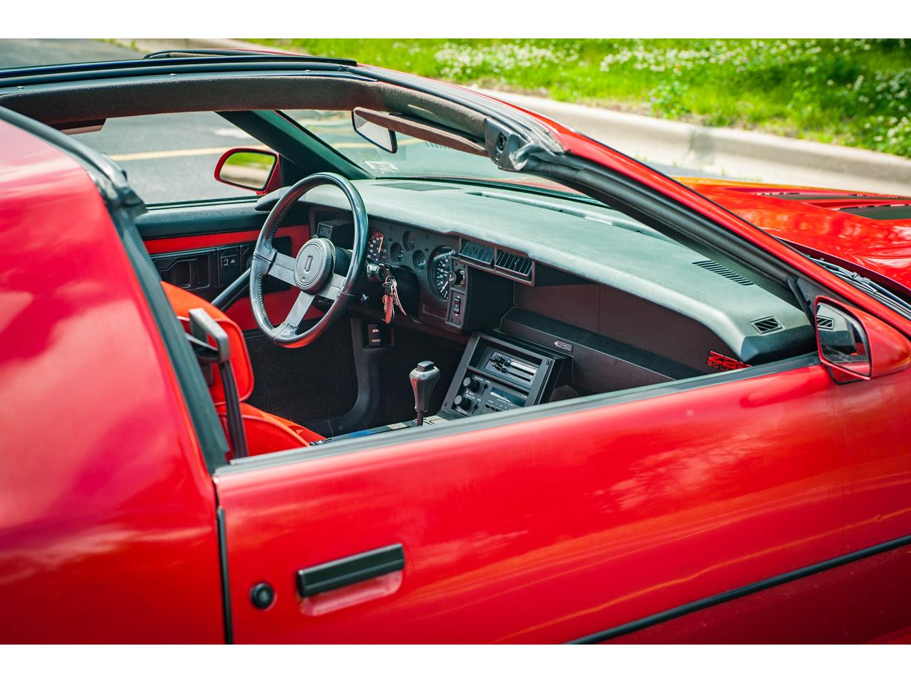 Large Picture of '84 Camaro Offered by Gateway Classic Cars - St. Louis - QB9Y