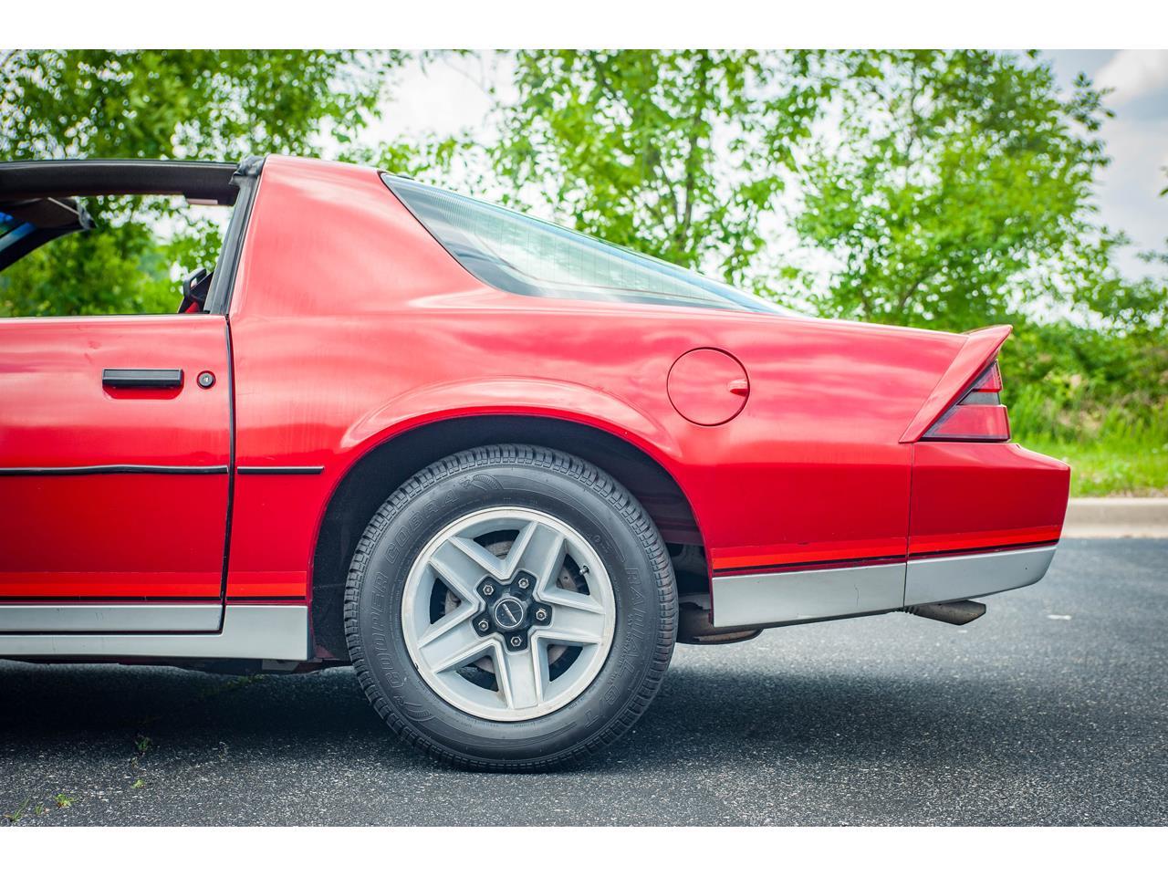 Large Picture of 1984 Camaro located in Illinois - $9,500.00 - QB9Y
