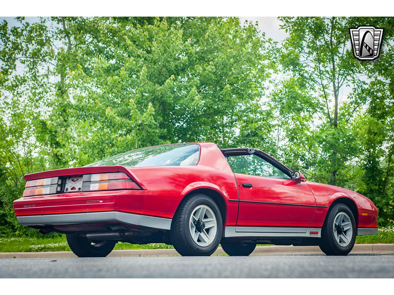 Large Picture of 1984 Camaro Offered by Gateway Classic Cars - St. Louis - QB9Y