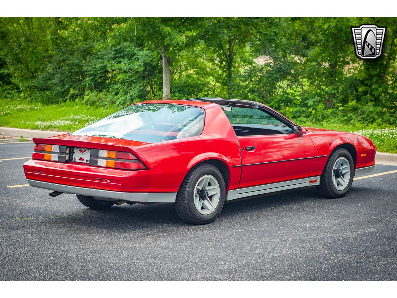 Large Picture of 1984 Chevrolet Camaro located in O'Fallon Illinois - $9,500.00 - QB9Y
